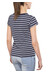 66° North Logn - T-shirt manches courtes Femme - bleu/blanc